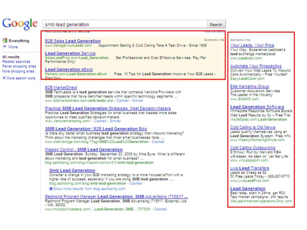 Paid Search Engine Marketing